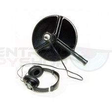 Omni-directional Microphone - Bionic Ear with Booster Sound Amplifier