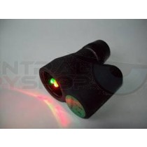 HUBBLE 2.2 - High Grade Portable Optical Hidden Camera Two-colored Detector