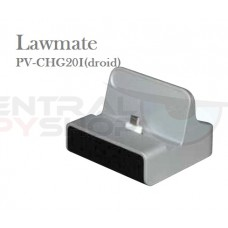 Lawmate - PV-CHG20I (Droid) - Android Phone Charging Dock Covert Camera 1080p DVR265WF