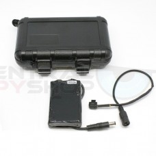Portable GPS Tracker - Extended Battery and Case - GPS937