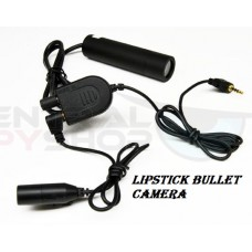 Lawmate - SS-30-NCK High Resolution Bullet Lipstick Camera