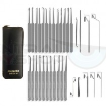 Thirty-Two Piece Lock Pick Set MPXS-32