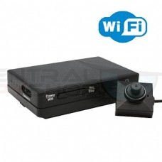 Lawmate - PV-500HDW Wi-Fi Pocket DVR and BU-18HD Button Camera