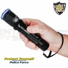 Police Force 5,000,000* Tactical Stun Flashlight