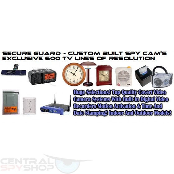Wireless Router Access Point Spy camera