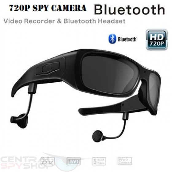 3949047255c9 ... 5mp 720p Bluetooth Camera Glasses w  Mp3 Player