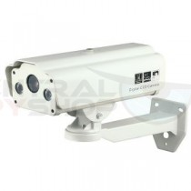 License Plate Capture Camera with Vari-Focal Lens 9~22mm, NightVision