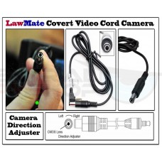 Lawmate - CM-DC10 Covert Power Cord Wired Camera