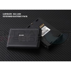 LawMate BA-4400 Extended-Life (7 Hour) 3.7V Rechargeable Lithium-Ion Battery for PV-500 LITE, ECO, and EVO DVR Systems