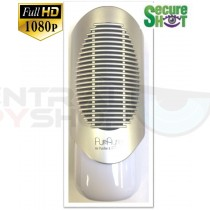 SecureShot Covert Camera Recorder Air Purifier - Lentek Air Gold