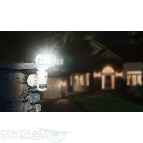 Central spy shop houston security motion tracking flood light security motion tracking flood light spy camera 720p quality mozeypictures Gallery