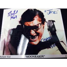 "Richard ""JAWS"" Kiel - Hand Signed Autographed Photo #9"