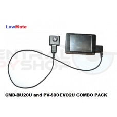 CMD-BU20U and PV-500EVO2U Combo Pack - Best of the Best 1200 TVL