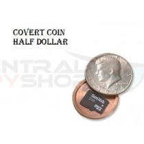 covert coin half dollar