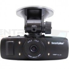 HD Car Camera with Impact Sensing Recording