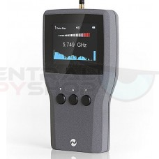 Wideband Digital RF Burst Detector - 0 to 10 GHz with Memory Log