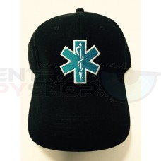 Blue EMT Hat
