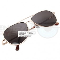 Big Rear View Anti-Track Sun glasses UV Behind Mirror Security Ray Ban's