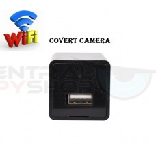 USB Phone Charger Covert Camera w/ WIFI