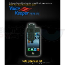 FSM-U1 Voice Keeper - Safe Cellphone Call Voice Scrambler