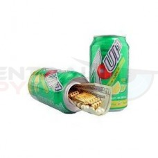 7-up Soda Hidden Can Safe Stash Box
