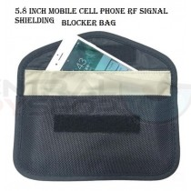 5.8 Inch Mobile Cell Phone / RF Signal Shielding Bag