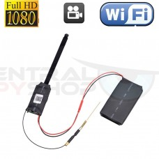 1080P Wireless WiFi IP Spy Hidden Camera DIY Module Mini DVR Kit