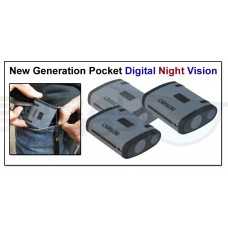Carson - Digital Night Vision Mini Pocket Monocular