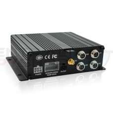 Car / Mobile - 4 channel  DVR  H.264