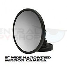 5'' Hardwired Mirror Camera 540tvl