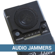 Noise Generators Audio Jammers