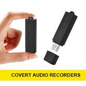 Covert Audio Recorders