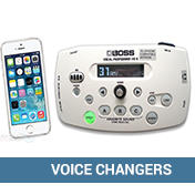 Voice Changers